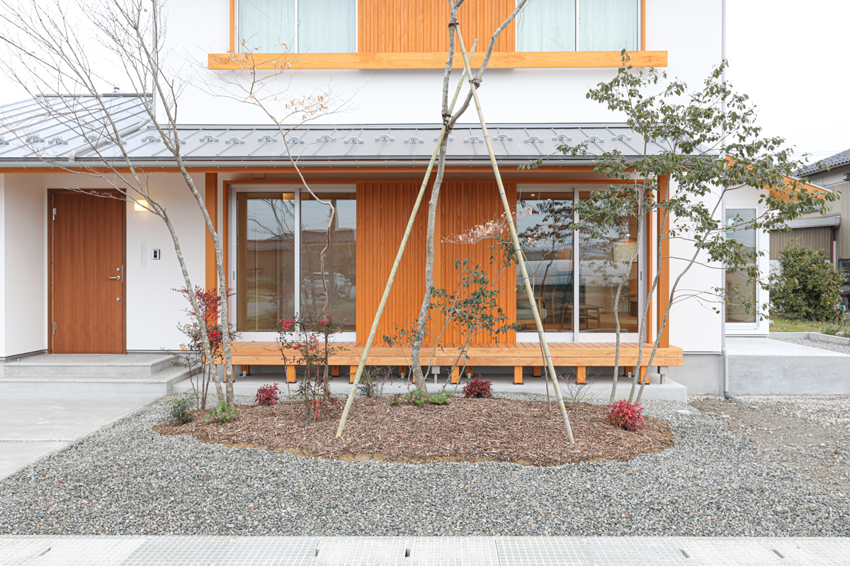 中田工務店だからかなう、完全自由設計の家づくり